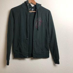 Rolling Stones | zip up hoodie